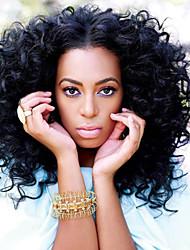 Горячая продажа необработанной бразильский девственные волосы шнурка человеческих волос парики