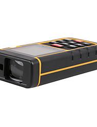 rz-e40ii 80m / 262 pieds mini-ordinateur de poche distance laser mètre numérique télémètre mesure, domaine