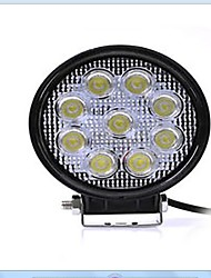 4'' 27W Osram LED high brightness Led Working Light for SUV truck Engineering truck agricultural led work light