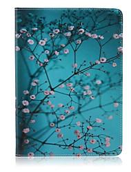 le motif cas de stent fleur de prunier pour iPad air