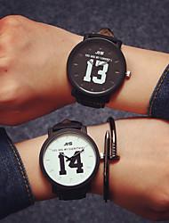 1314 CLOT Quartz Watches Men Luxury Brand Leather Strap Lovers Women Dress Watch Vintage Geneva Relogios Wristwatch Cool Watches Unique Watches