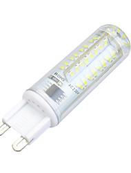 Dimmable G9 7W 72-3014 SMD 700 lm Warm White / Cool White Light LED Bi-pin Bulb (AC220V)