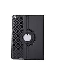 360 cas rotation étui en cuir de TPU Smart Cover iPad mini3 flip avec la fonction de support pour iPad mini-3/2/1 (de couleurs assorties)