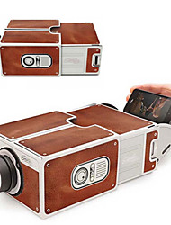 projecteur smartphone carton imaginaire de cinéma
