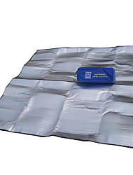 AT6219  Thickening  2 * 2 M Double-Sided Aluminum Membrane Dampproof Mat