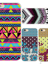 MAYCARI®Colorful National Graphic Design TPU Back Case for iPhone 6 Plus/6S Plus(Assorted Colors)