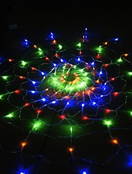 Crazy Genie 110V Colorful Spider LED Light with 120Led Christmas/Wedding