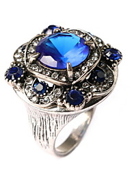 Big Crystal Fashion Elegant Ring for Men