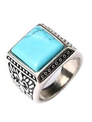 Vintage Diamond Ring Sapphire-jewelry