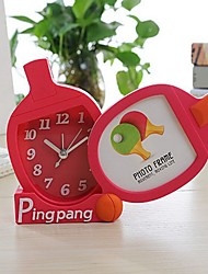 rt interessante cor dobrar quadro de imagem relógio