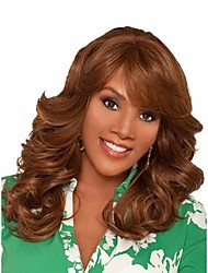 Syntheic Wig Top Quality And Beautiful Color Extensions  Women Lady Bang Of Wigs