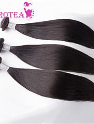 3Pcs/Lot Protea Hair Products Grade 6A Malaysian Virgin Hair Straight Malaysian Human Hair Malaysian Hair Bundles