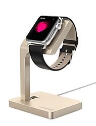 support support de charge de haute qualité montre de pomme mentale gardien stand de recharge sans fil