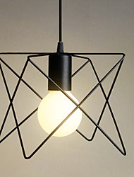 Pendant Lights Mini Style Retro Living Room / Bedroom / Dining Room / Study Room/ Kids Room / Game Room Metal