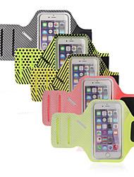 Спортивные сумки HAISKY® Нарукавная повязка / Сотовый телефон сумка Пригодно для носки / Сенсорный экран / Телефон/Iphone Запуск сумка