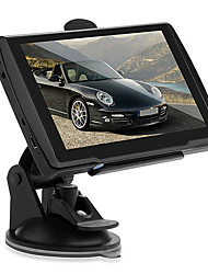 "voiture 5 ""GPS de navigation à écran tactile fm 4gb ram + 128mb carte europe"