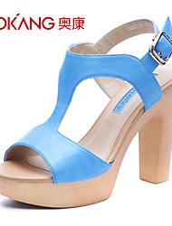 Aokang® Women's Leatherette Sandals - 132825126