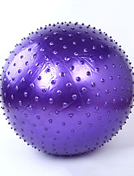 Also Kang Unisex Fitness Ball PVC 0.85 M Red / Pink / Blue / Purple/Silvery