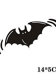 Funny Halloween Bat Car Sticker Car Window Wall Decal Car Styling