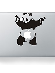 "Panda Design  Decorative Skin Sticker for MacBook  13"" Air/Pro"