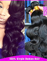 Indian Virgin Hair 3 Bundles 100% Human Hair CARA Hair Products Indian Body Wave Unprocessed Indian Virgin Hair