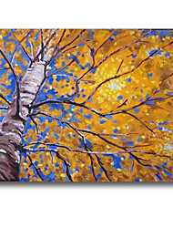 IARTS®Handmade Tree Reach to Sky  Prosperous Style Wall Art