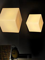 LED Lavar Luzes de montagem na parede,Moderno/Contemporâneo Metal