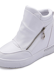 Women's Shoes Synthetic Snow Boots / Roller Skate Shoes / Riding Boots / Fashion Boots / Motorcycle Boots / Bootie