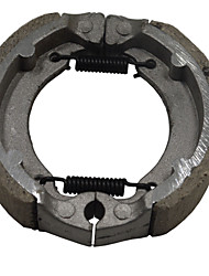 suciedad zapatas de freno pit bike de 10 pulgadas rueda de freno de tambor trasero