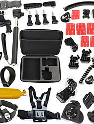 Gopro Accessories Mount / Straps / Bags/Case / Adhesive ForGopro Hero 2 / Gopro Hero 3 / Gopro Hero 3+ / All Gopro / Sony HDR-AS20 / Sony