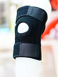 Kniebandage Sport unterstützen Joint Support / Antirutsch Klettern / Freizeit Sport Schwarz