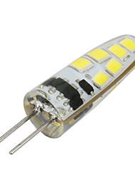 3W G4 Lampes Encastrées Encastrée Moderne 12 SMD 2835 100-200 lm Blanc Chaud Blanc Froid Décorative DC 12 AC 12 V 1 pièce