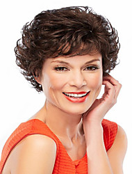 Top Quality  European Lady Women  Wave Wigs Elegant  Syntheic Wig