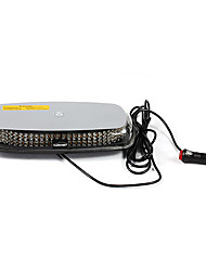 Car Roof Top Yellow 240 LED Magnetic Emergency Warning Strobe Light Lamp 7 Modes