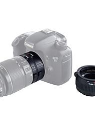 Tube AF macro prolongation autofocus kk-c68p fixé pour Canon (12mm 20mm 36mm) 60d 70d 5d2 5d3 7d 6d 650d 600d 550d