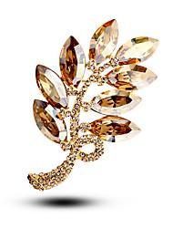 la accessori di abbigliamento di fascia alta marca di nuova moda spilla in cristallo