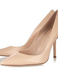 Zapatos de mujer - Tacón Stiletto - Tacones / Puntiagudos - Tacones - Vestido / Casual / Fiesta y Noche - Semicuero -Negro / Azul / Rosa