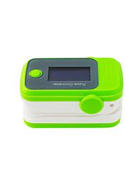 цветной OLED пальца пульсоксиметр с звуковой сигнализацией&импульса звук - SpO2 монитор