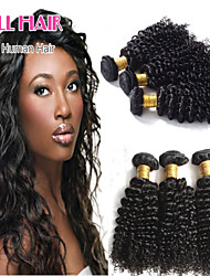 6A Peruvian Virgin Hair 3 Bundles Natural Wave Hair Products Peruvian Hair Human Hair No Shed