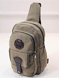 Men PU Casual Shoulder Bag Blue / Brown / Gray / Black