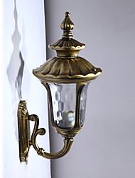 E27 23*39CM 10-15㎡Garden Villa High-Grade Lamp Archaize Creative Vintage Wall Lamp Led Lights