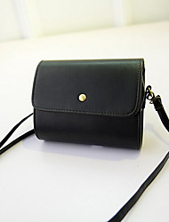 Women PU Sling Bag Shoulder Bag - Green / Brown / Red