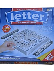 English Group of Words Only Mental Puzzle Game Toys