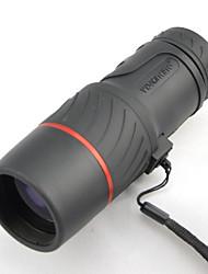 Visionking® 8x 42 mm Монокль BAK4 170-128ft/1000yds Полное многослойное покрытие Стандартный / Панкратический бинокль черный