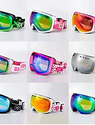 Gsou Schnee Skibrille / unisex / frogproof / wasserdichtes / Anti-UV-