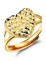 Ms 18 K Gold Heart Ring