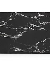 """nova mármore preto emborrachado tampa da caixa do disco super cool para MacBook Air 11 """"/ 13"""""""