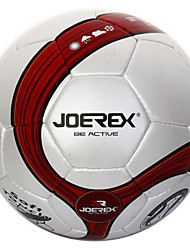 Joerex Training Match Hand Sewn PU Soccer Durable Football Nondeformable Gas Leak-proof JMS004