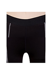 Running Bottoms / Shorts Women's Breathable / Quick Dry / Sweat-wicking Yoga / Fitness Sports Tight Performance Black S / M / L / XL / XXL