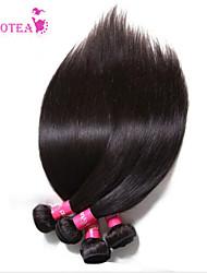 3pcs del pelo brasileño virginal recta brasileña del pelo recto 8 '' - 30 '' pelo virginal brasileño recto